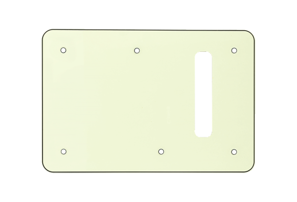 Suhr Silent Single Coil System Backplate Ssc Bpssc Best